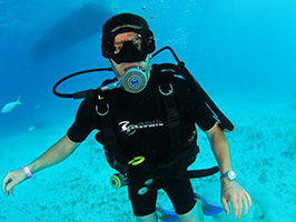 One Tank Dive, Cancun (and vicinity)
