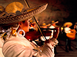 Xcaret Mexico night show, Cancun (and vicinity)