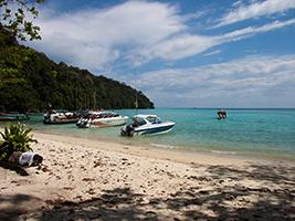 Full Day Surin Island Snorkeling Tour, Khao Lak and Phang Nga