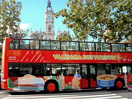Valencia turistic Bus, Costa de Valencia