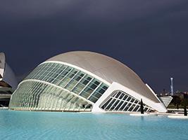 L'Hemisfèric y L'Oceanogràfic - Hoteles en Valencia