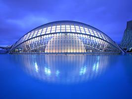 HEMISFERIC+MUSEO PRINCIPE FELIPE+ OCEANOGRAFIC
