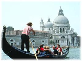 Gondola Tour, Venice (and vicinity)