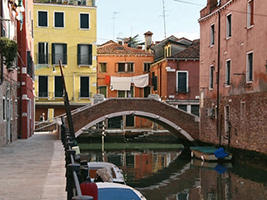 Venice on Foot and Gondola Tour, Venice (and vicinity)