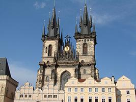 Prague - city of a Hundred Spires, Prague
