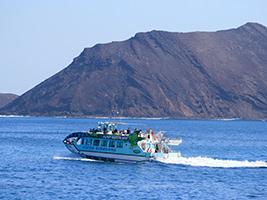 Programok/Leírások Idegen Nyelven Ferry A Isla De Lobos