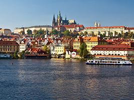 Visit of Prague Castle with transport, Prague