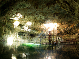 Trip to the Maya Cenote and Ek-Balam, Cancun (and vicinity)