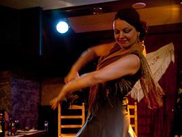 Flamenco show Nervión, Barcelona