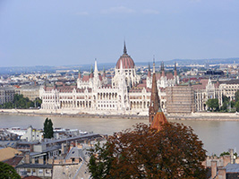 Danube cruise and Budapest city tour, Budapest