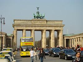 City Circle Hop-on Hop-off Tour, Berlin