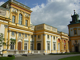 Wilanow Palace and Gardens Tour - Private, Warsaw
