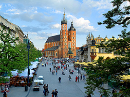 Private-Krakow Cultural Capital of Poland, Warsaw