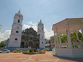 Visit to the Old Quarter, Panama City
