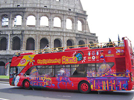 City Sightseeing Rome Hop-on Hop-off, Rome