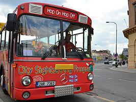 CitySightseeing Prague Hop On-Hop Off, Prague