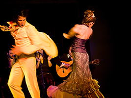 Tickets Flamenco Show La Bulería