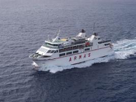 Programok/Leírások Idegen Nyelven Ferry A Lanzarote Con Naviera Armas