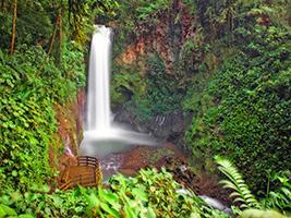 La Paz Waterfall Gardens, San José / Central Valley