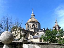 Royal Monastery of El Escorial and Valley of the Fallen, Madrid