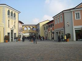 Serravalle Designer Outlet from Milan, Milan