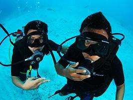 Scuba diving Cancun, Cancun (and vicinity)