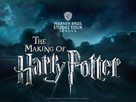 GT. WB STUDIO: THE MAKING OF HARRY POTTER