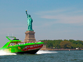 Speedboat, New York Area - NY