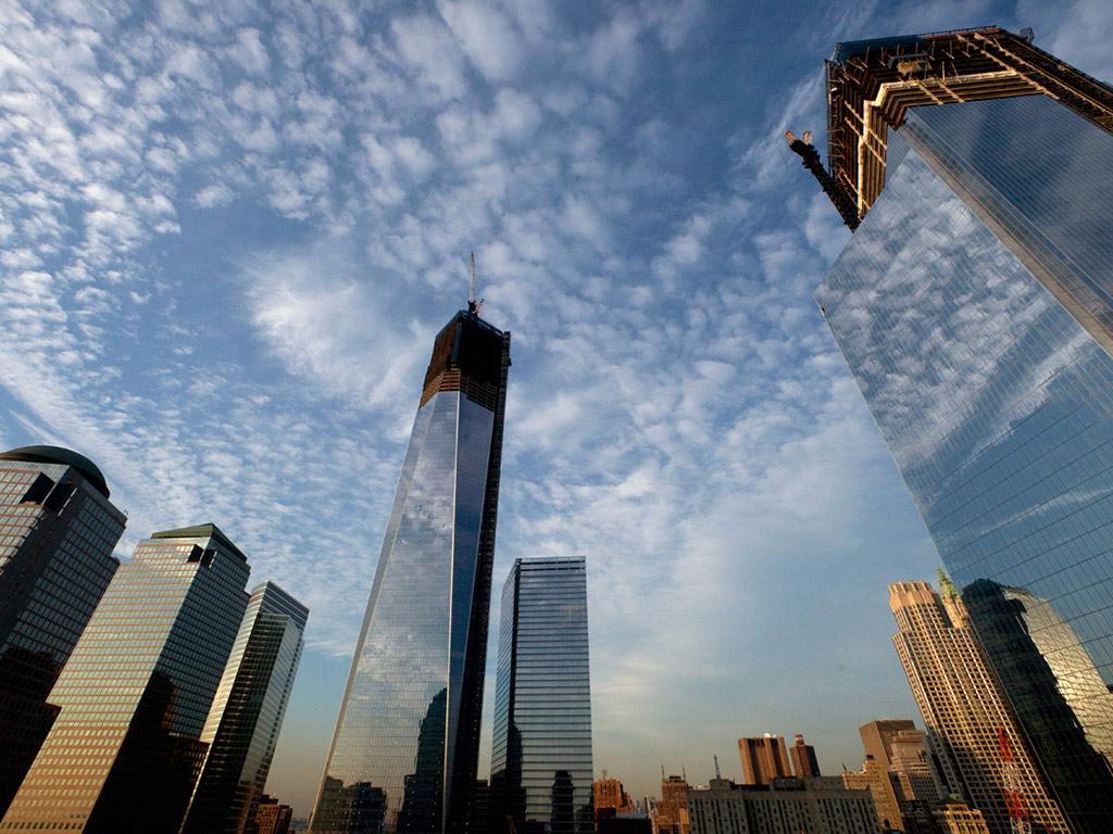 Heróis do World Trade Center tour