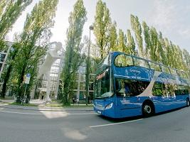 Hop On Hop Off Express City Circle, Munich
