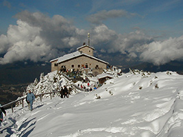 Berchtesgaden and the Eagle's Nest, Munich
