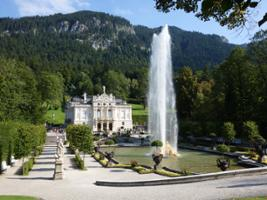 The Royal Castles Neuschwanstein and Linderhof, Munich