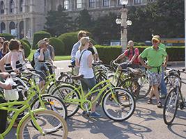 Vienna City Bike Tour, Vienna