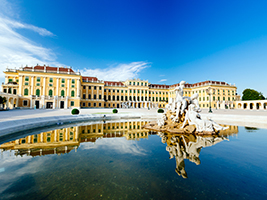 City Tour with Schoenbrunn Palace, Vienna