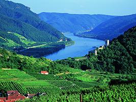 Danube and Wachau Valley Tour, Vienna