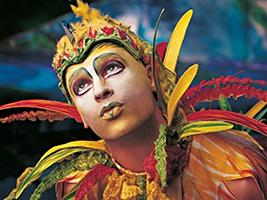 Mystère by Cirque du Soleil, Las Vegas - NV