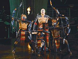 KÀ by Cirque du Soleil, Las Vegas - NV
