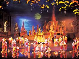 Evening Siam Niramit show, Phuket