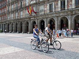 Madrid Bike Tour, Madrid