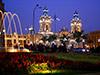 Lima de noche: Circuito Mágico del Agua y cena con espectáculo folclórico