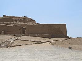 Programok/Leírások Idegen Nyelven Pachacamac, Archaeological Complex And Barranco