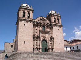 Cusco city tour and nearby archaeological sites, Cuzco