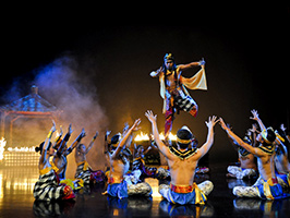 Evening Devdan Show, Bali