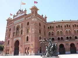 Las Ventas bullring tour, Madrid