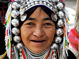 Full Day Karen Longneck and 5 Different Hill Tribes From Hotel Inside Chiang Mai City Only, Chiang Mai
