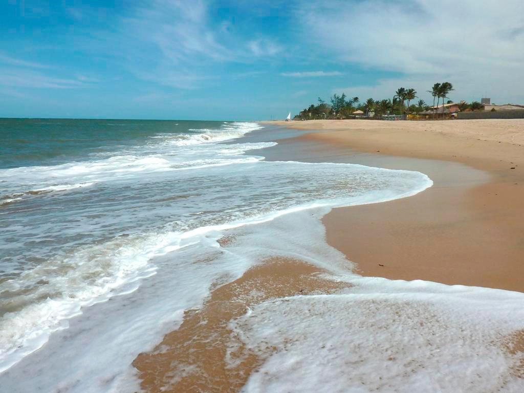 Excursão Praia de Cumbuco e Dunas de Areia