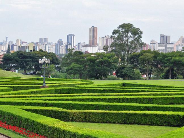 Excursão a Cidade de Curitiba