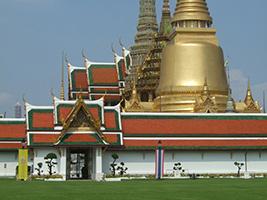 Royal Grand Palace and Bangkok Temples, Bangkok