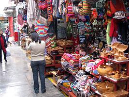 Programok/Leírások Idegen Nyelven Lima Shopping Tour - Private