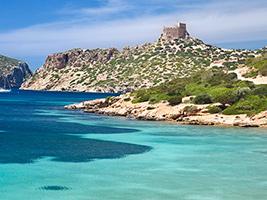 Entrada Isla De Cabrera
